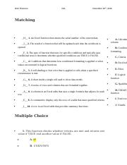 Thomson_Nick_Matching_Multiple_choice