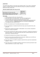 AYB225 Tutorial 7 Questions Semester 1 2013(3)
