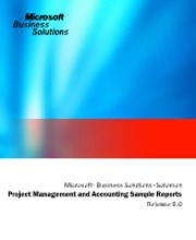 Project Accounting Sample_Reports