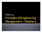 ENGR 203 Chapter 5 2015
