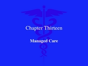 Managed Care 2007