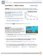 CoralReef1SE.pdf - Name Date Student Exploration Coral ...