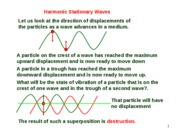 Lesson 5.3b Harmonic Stationary Waves