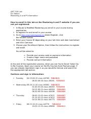 ANT 316 Lab Mastering A and P(1).docx