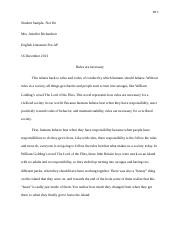 Rules Essay Dec 2013 NY.docx