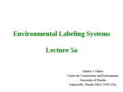 Lecture5aEnvironmentalLabeling