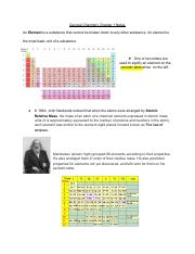 General Chemistry Chapter 1 Notes pdf - General Chemistry Chapter 1