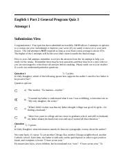 English 1 Part 2 General Program Quiz 3.docx