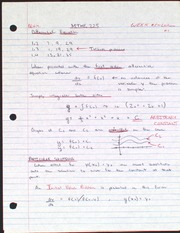 Week 1 Lecture 1 Differential Equation