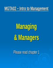 01 - Managers & Managing - Jan 5