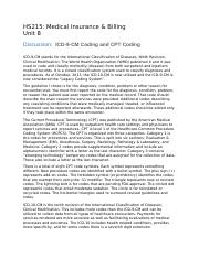 HS215-Unit8-Discussion.docx