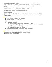 dv PRINT NOTES EXP8 LIMITING REACTANT(1)