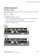 Lab Report Sound Graded Assignment.pdf
