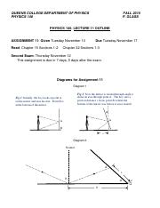 physics 146 lecture 11 outline.pdf
