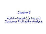 Chapter05 ABC Costing97-03(1)