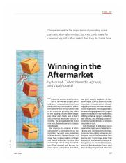 Winning in the Aftermarket (HBR 200605).pdf