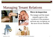 REM 4111_Lecture Managing Tenant Relations