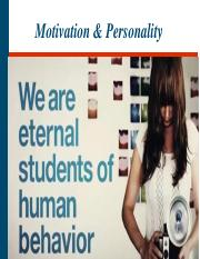 Motivation+and+Personality+class+notes.pdf