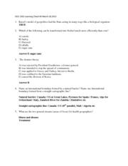 GEG 1302 Learning Check 3 answers