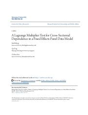 A Lagrange Multiplier Test for Cross-Sectional Dependence in a Fi.pdf