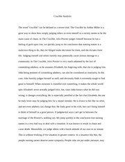 shakespeare in brave new world essay shakespeare in brave new  3 pages crucible analysis