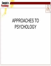 02 approaches to psychology (1)