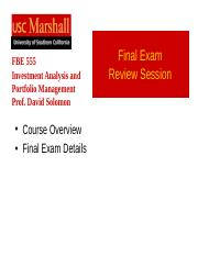 Lecture_FinalExam_Review_555.ppt