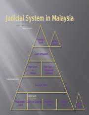 Lecture 3- Judicial System in Malaysia.pptx