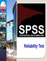 spss COGS 4 - Reliability