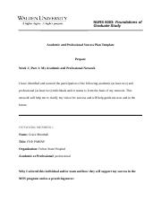 USW1_NURS_6003_Academic and Professional Success Development Plan Template (4).docx