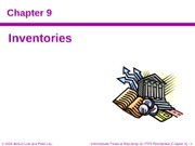 09 Inventories ( 30 May 2008)