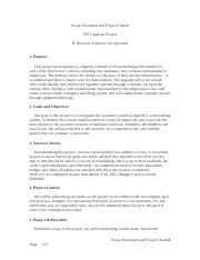 IT Network Solutions Capstone Project Charter.docx