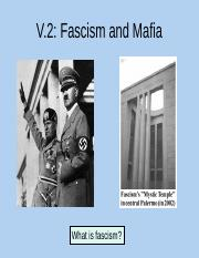 V.2 (Fascism and mafia).ppt