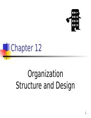 CHAPTER_12-Organization_Structure_and_Design(2)