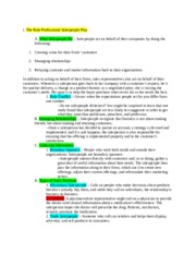 MKC1 Chapter 13 - Professional Selling.docx