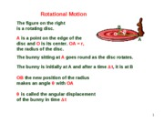 lesson 4.1 Rotational Motion