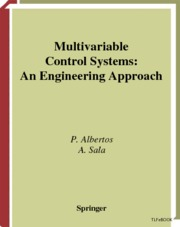 Multivariable Control Systems - An Engineering Approach
