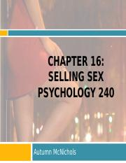 Chapter 16 Selling Sex.ppt