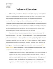 Values or Education_Paper_graded