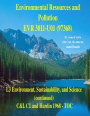 3011 L3 Environment Sustainability Science as presented 083016 LS.pdf