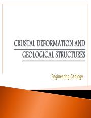 CRUSTAL DEFORMATION AND GEOLOGICAL STRUCTURES (1).pdf
