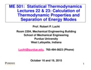 CalcThermodynamicProp2_Lects22&23_ME501F2015