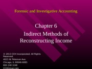 6Ed_CCH_Forensic_Investigative_Accounting_Ch06