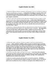 Directive process essay