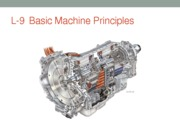 L-9 Basic Machine Principles