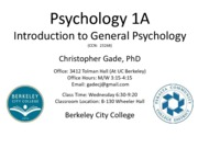 Class 12 - Psychological Disorders