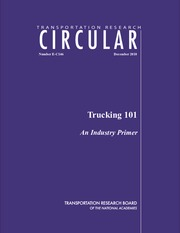 Trucking Industry Primer - Transportation Research Board (2010)