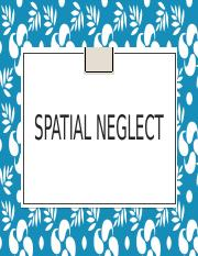 Spatial Neglect-Psych.pptx