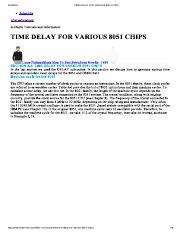 TIME DELAY FOR VARIOUS 8051 CHIPS-15.pdf