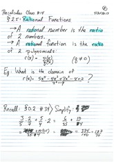 MATH 001 Fall 2013 Rational Numbers Lecture Notes